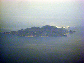 UlleungDo from Airplane.jpg