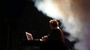 Ulrich Schnauss - Performing at Bestival (2008)