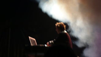Ulrich Schnauss - Performing at Bestival (2008)