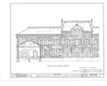 Union Pacific Station (Transfer Depot and Hotel), Twenty-first Street, Council Bluffs, Pottawattamie County, IA HABS IOWA,78-COUB,2- (sheet 6 of 10).png