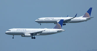 Narrow-body aircraft - Airbus A320 and Boeing 737