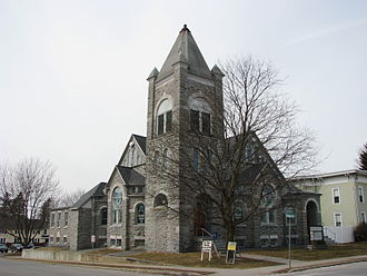 Canton (village), New York - United Methodist Church of Canton