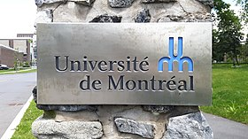 Université de Montréal sign.jpg