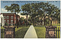 University of Georgia, looking south from Broad St., Athens, Ga. (8342839481).jpg