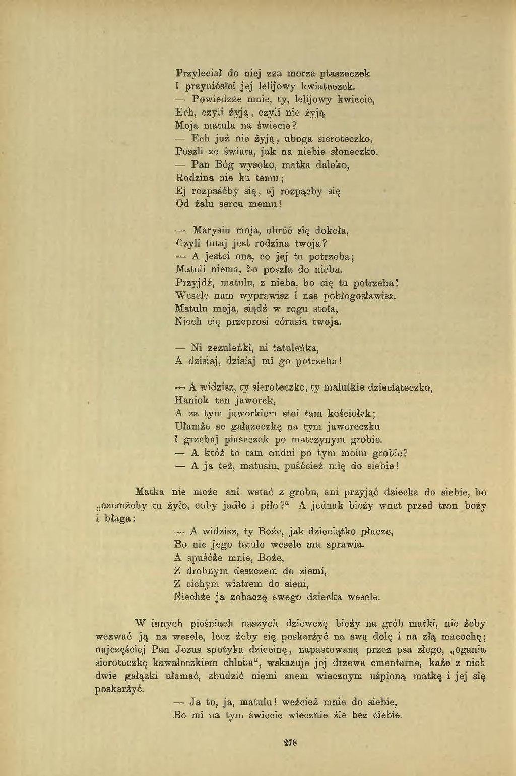 Stronaupominek Książka Zbiorowa Na Cześć Elizy Orzeszkowej 1866