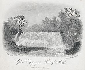 Upper Clyngwyn, vale of Neath