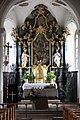 Urach bei Vöhrenbach, Pfarrkirche Allerheiligen 006.JPG