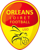 Logo du US Orléans Loiret Football