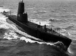 PNS <i>Ghazi</i> Pakistani War Submarine