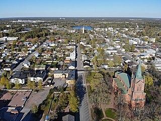 Uusikaupunki Town in Southwest Finland, Finland