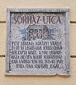 Váci Straße 61, Mosaik, 2021 Belváros-Lipótváros.jpg