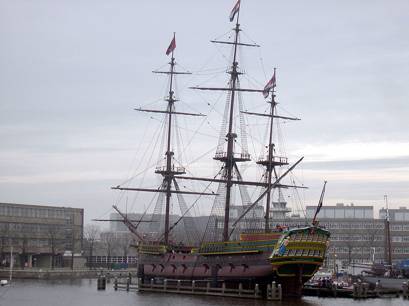File:VOC ship Amsterdam.jpg