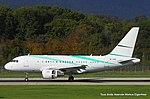 VP-CKS Airbus A318-112 CJ A318 - KNE (15600366895).jpg