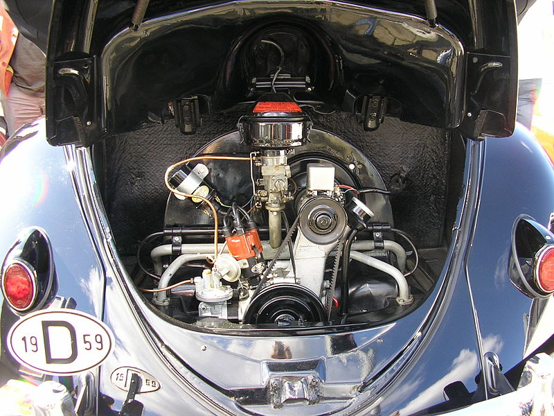 Vw Beetle Electric Toy Car