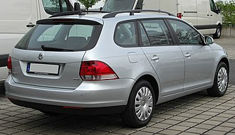 Volkswagen Golf Mk5 - Volkswagen Golf Variant
