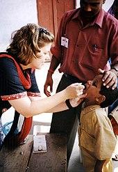Poliomyelitis – Wikipedia