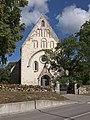 Valjala church main facade.jpg
