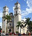 Valladolid, Yucatan church.jpg