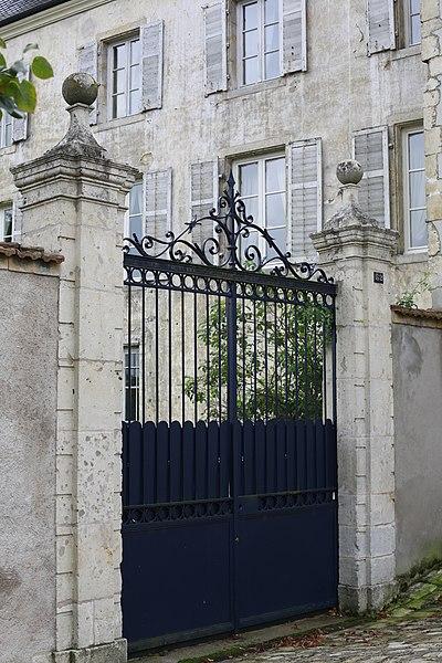 Le château Anthoine à Vandœuvre-lès-Nancy.