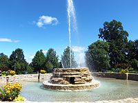 Vander Veer fountain.JPG