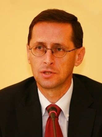 Government of Hungary - Mihály Varga