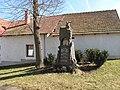 Velký Bor (Strunkovice nad Blanicí), pomník.jpg