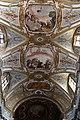 Venezia, chiesa dei gesuiti, interno 04 volta con affreschi di francesco fontebasso e stucchi di abbondio stazio 3.jpg