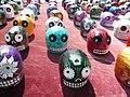 Venice Beach - Mexican craft skulls - Los Angeles - Flickr - gruntzooki.jpg