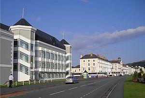 Venue Cymru - Image: Venue Cymru Llandudno