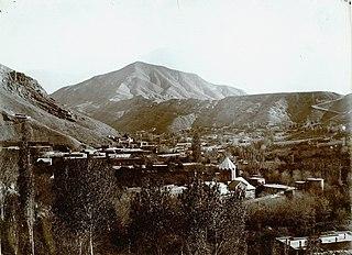 Yuxarı Əylis Municipality in Nakhchivan, Azerbaijan