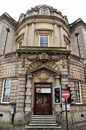 Victoria Art Gallery - Image: Victoria Art Gallery, Bath