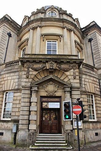 Victoria Art Gallery - Image: Victoria Art Gallery, Bath