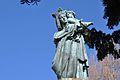 Vierge noire de l'abbaye de Graville au Havre 5.jpg