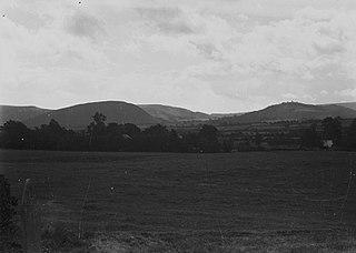 View of Pengenffordd