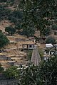 Views and details around Lalish, the holiest pilgrimage site for Ezidis 01.jpg