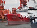 Vikstraum (ship, 2019) IMO 9829796, Botlek pic1.JPG