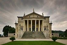 Villa Capra detta La Rotonda, Palladio, 1566