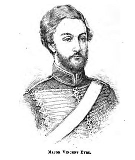 Vincent Eyre British Indian Army general