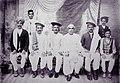 Vintage group photo of Indian Sindh people.JPG