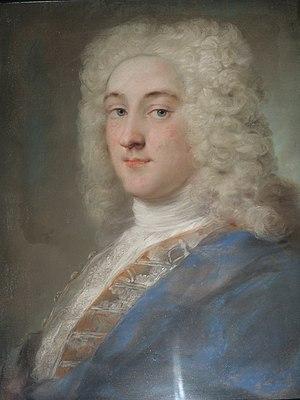 Alan Brodrick, 2nd Viscount Midleton - Image: Viscount Midleton 2nd, England