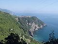 Vista panoramica della via dell amore da Vernazza.jpg