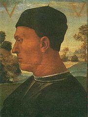 Vitellozzo Vitelli, ritratto da Luca Signorelli.