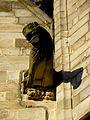 Vitré (35) Église Notre-Dame Façade sud 6ème chapelle 02.JPG