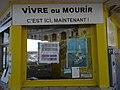 Vivre ou mourir en 2015 Port de Palais Belle-ïle-en-Mer louis maitrier.jpg