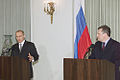 Vladimir Putin in Poland 16-17 January 2002-3.jpg