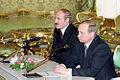 Vladimir Putin with Alexander Lukashenko-1.jpg