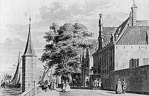 Cornelis Pronk - Image: Voc enkhuizen 1729