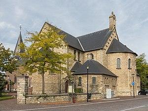 Voerendaal - Image: Voerendaal, de Sint Laurentiuskerk RM37884 foto 5 2014 09 28 11.44