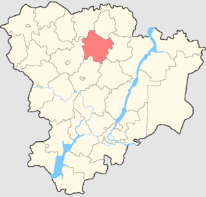 Danilovsky District, Volgograd Oblast