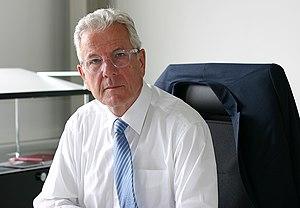 Volker Hauff - Hauff in 2008